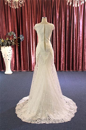 Mermaid Lace Bridal Wedding Dress pictures & photos