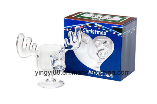 best selling christmas vacation acrylic glass moose mug - Moose Mugs Christmas Vacation