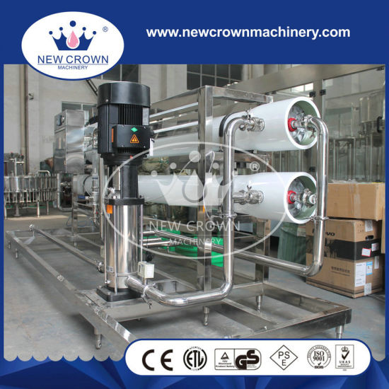 Two Stage RO Water Treatment System (2000L/H) pictures & photos