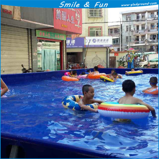 High Quality Inflatable Swimming Pool Enclosures Size 10*12*0.65m