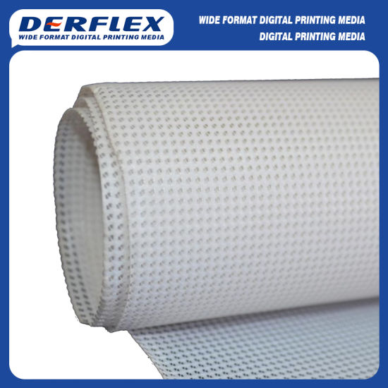 Eco-Solvent PVC Coated Mesh Banner for Safety Fence Advertising pictures & photos