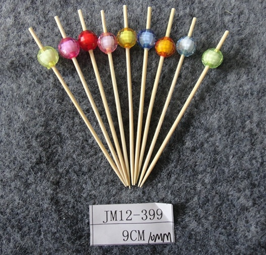 Good-Looking Barbecue Tool Bamboo Skewer/Stick/Pick (BC-BS1038)