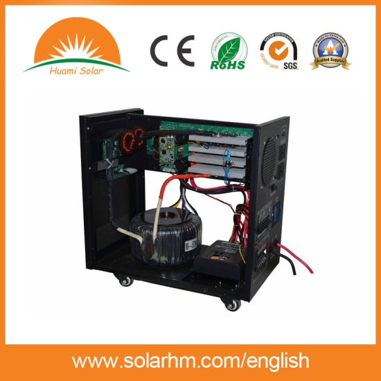 (T-48405) 48V4000W50A Sine Wave PV Inverter & Controller pictures & photos