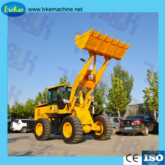 Construction Equipment Loader Price Lk630 Front Loader pictures & photos