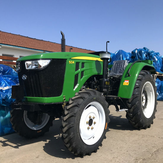 40HP 50HP 60HP Small Farm Tractor with Cheaper Price