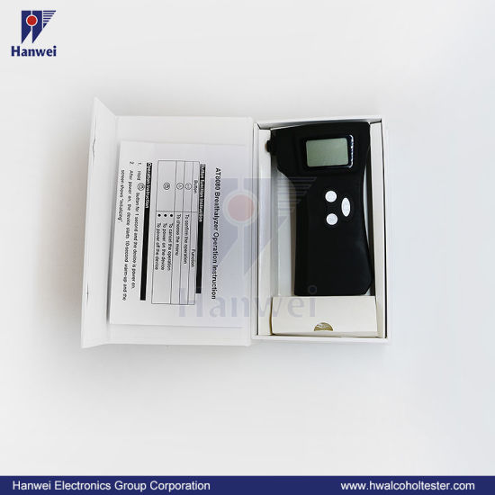 China Mobile Use Workplace Alcohol Tester/Breathalyzer with Modular
