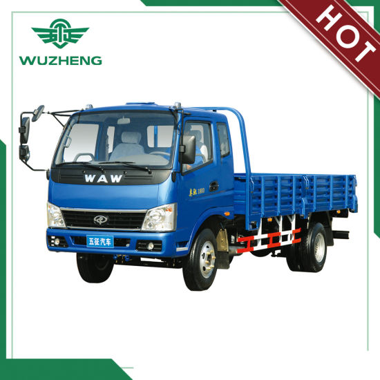 Waw 5 Ton Diesel Light Cargo Truck pictures & photos