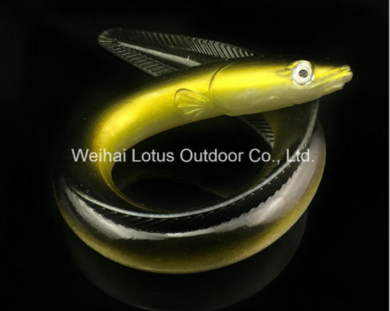 30cm 58g Soft Eel Lure Soft Lure Fishing Tackle Fishing pictures & photos