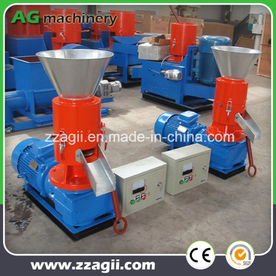 High Profit Homemade Pellet Mill Machine Small Biomass Pellet Mill Machine pictures & photos