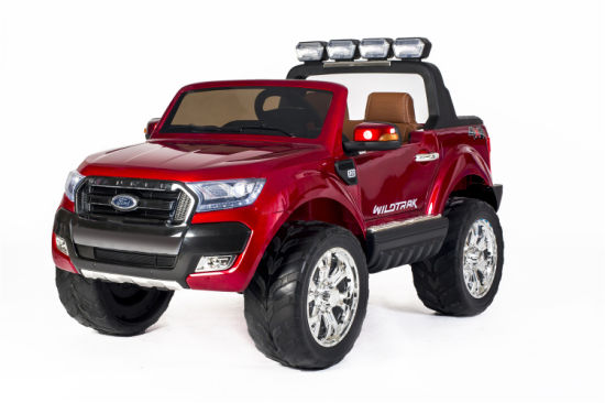 New Ford Ranger >> China New Ford Ranger Kids Electric Cars In Red China Ride