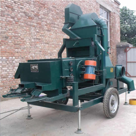Grain Cleaner Small Seed Grain Cleaning pictures & photos