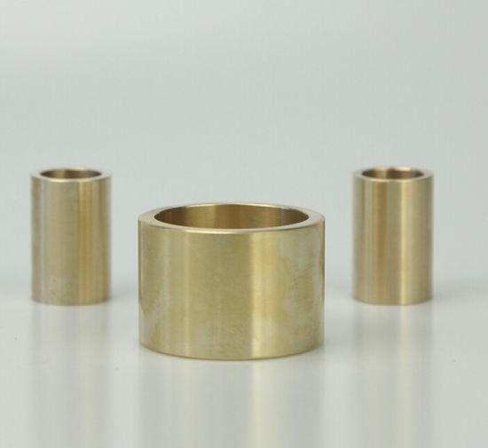 Oil Impregnated Sintered Brass Bushing pictures & photos