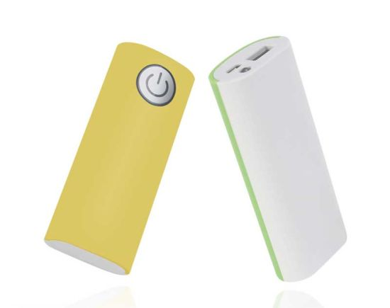 Hot Selling Portable Universal External Power Bank with RoHS pictures & photos