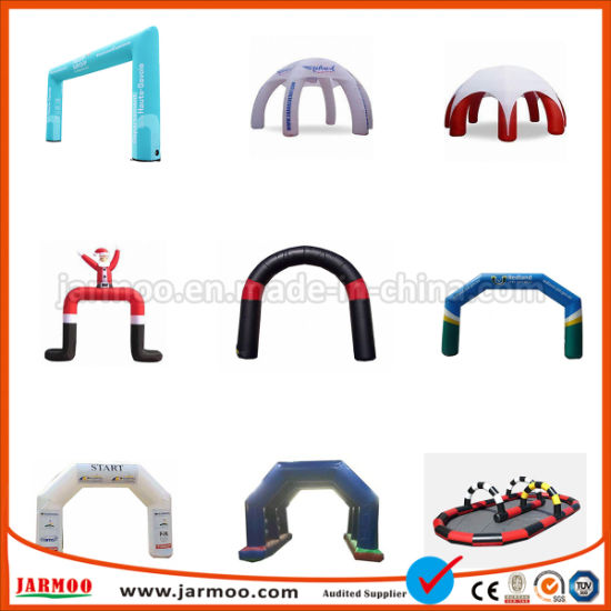 Good Price Different Shape Advertising Arch for Shop Opened pictures & photos