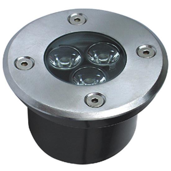 3W CREE LED in-Ground Light (HLT-IgL00116)