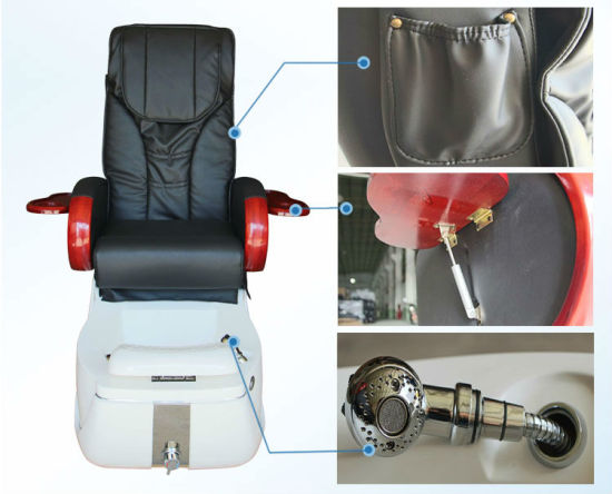 Supplier Swim SPA Pedicure Chairs (A202-16-D) pictures & photos