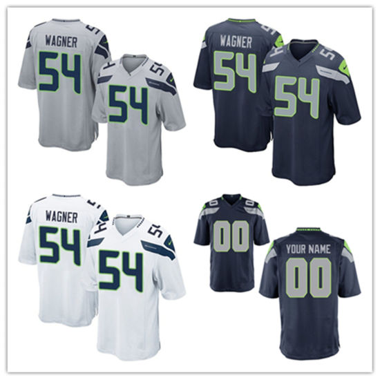 e53dc613e China Men Women Youth Seahawks Jerseys 54 Bobby Wagner Football ...