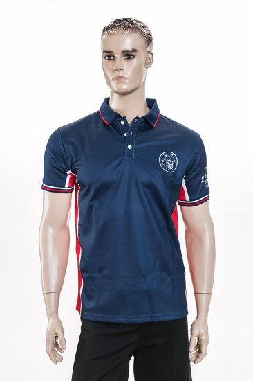 Healong Customized Sublimation Plain Polo Shirt