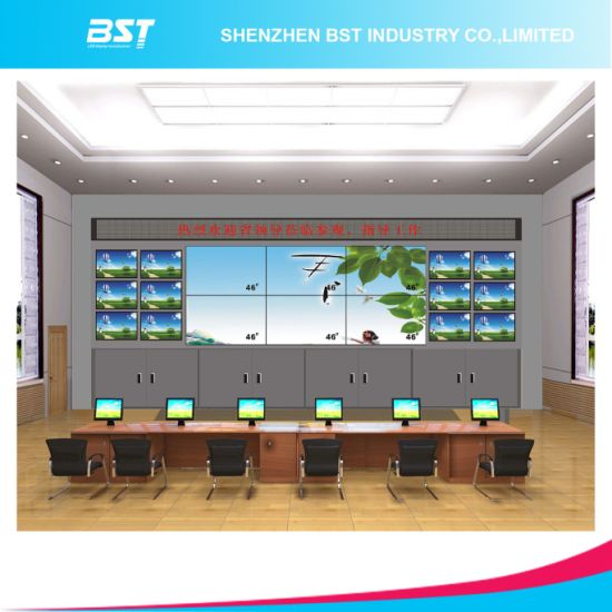 55 Inch Narrow Bezel Seamless LCD Video Wall