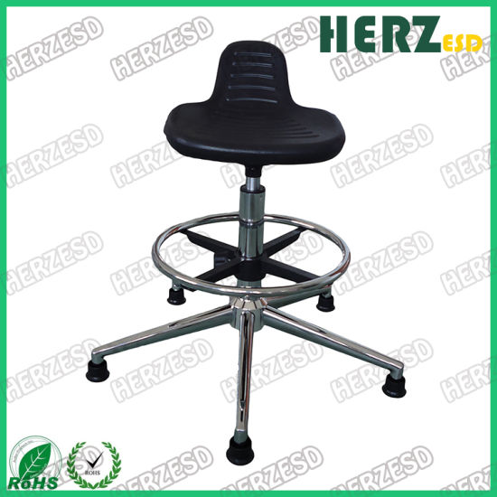 Antistatic ESD PU Foam Lab Chair