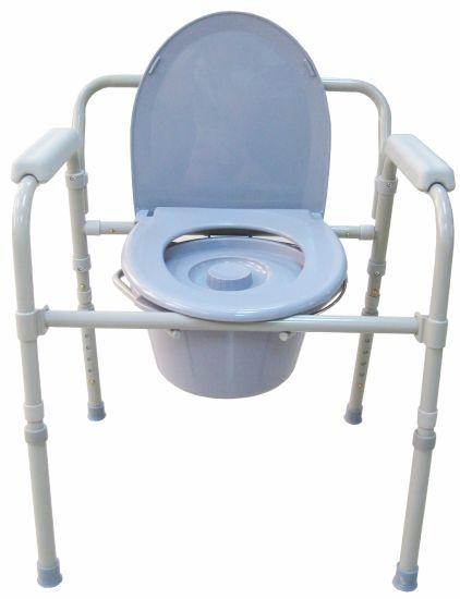 China Health Equipments Portable Folding Toilet Seats for Elderly ...