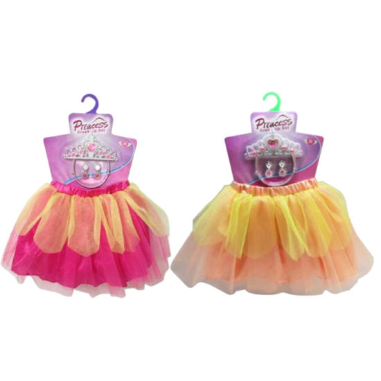 Hot Sale Pretty Doll Accessory Princess Dress for Kids (10219137) pictures & photos
