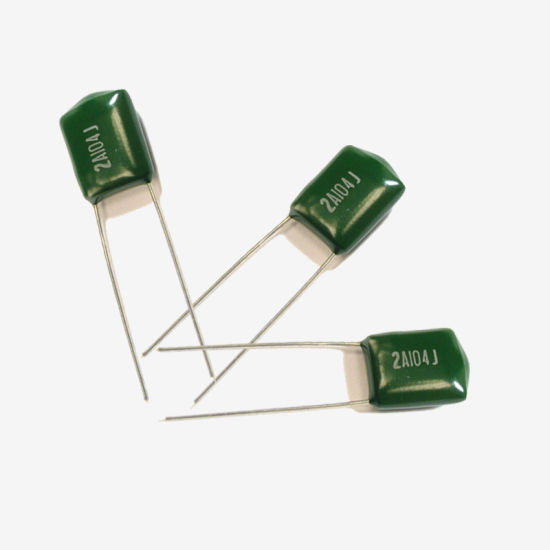 Tmcf01 Polyester Film Capacitor (Mylar Capacitor) Cl11 pictures & photos