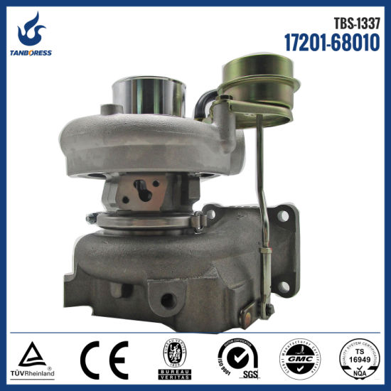 Toyota CT26 turbocharger CHRA 17201-68010 1720168010