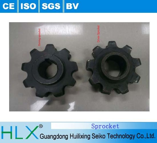 Sprockets for Double Plus Chain in Hlx