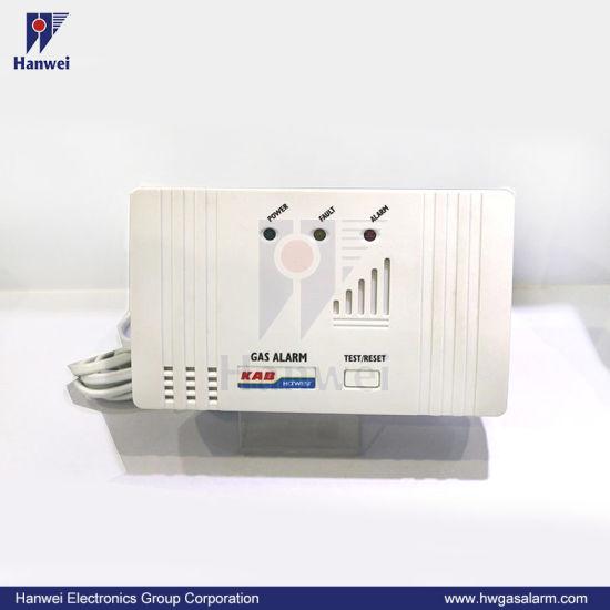 Independent LPG Propane Gas Alarm En-50194 Certified Flammable Gas Alarm (KAB)
