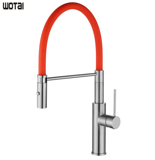 China High Quality Pull Down Kitchen Tap - China Kitchen Faucet ...