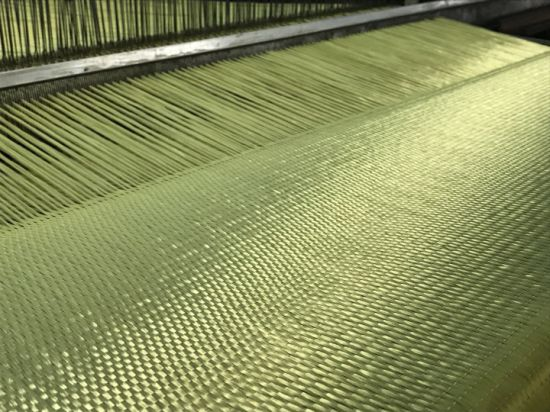 3000d Unidirectional Non-Conductive Kevlar Fabric, Ud Aramid Reinforcement Fabrics for Tunnel