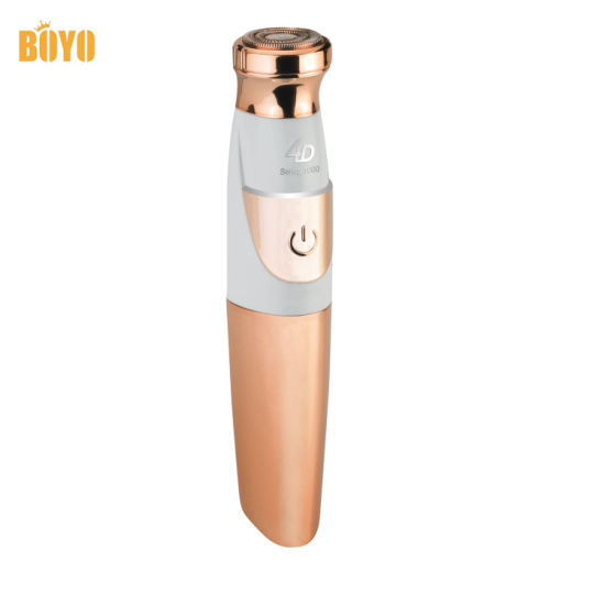 Mini Lipstick Lady Shaver with Rotating Shaver Head