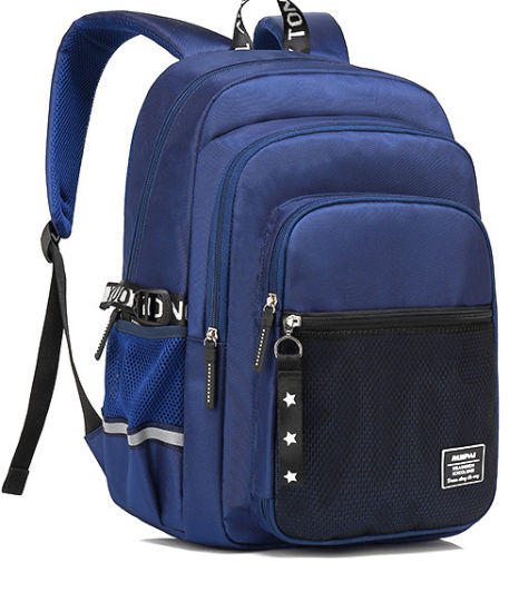 92e7624041 New Style Double Shoulder Primary School Student Kids Children Child  Schoolbag Pack Backpack Bag (CY5895