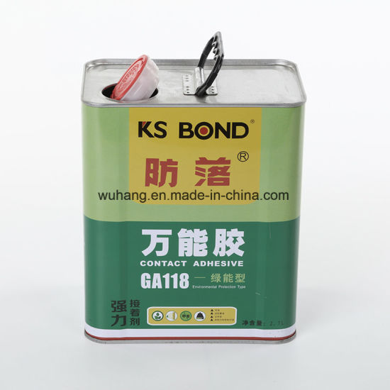 Customized Cmyk 4liter Square Tin Camellia Oil and Handle