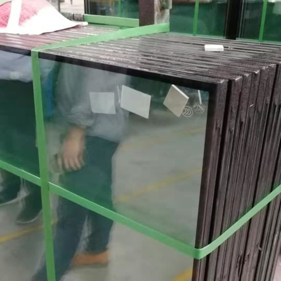 Good Quality Laminated Low E Glass Insulated Curtain Walls