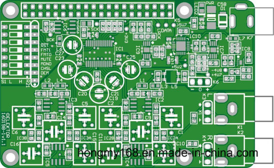 SMT PCB From Bare Printed Circuit Board Factory Fast Delivery