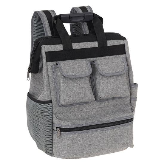 China Factory Large Capacity Tool Bag Backpack