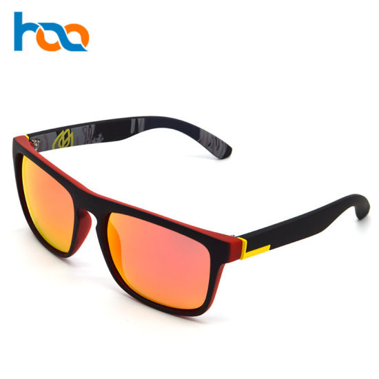 afcbbacfbe45c Wholesale Outdoor Custom Cycling Glasses UV400 Sports Sunglasses