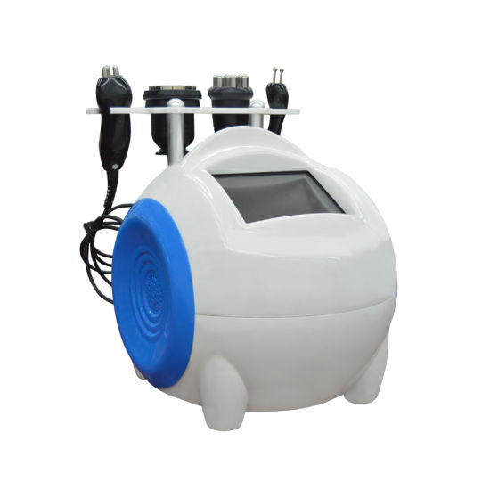 Factory Price Vacuum Cavitation RF Slimming System for Weight Loss Ru+6 pictures & photos