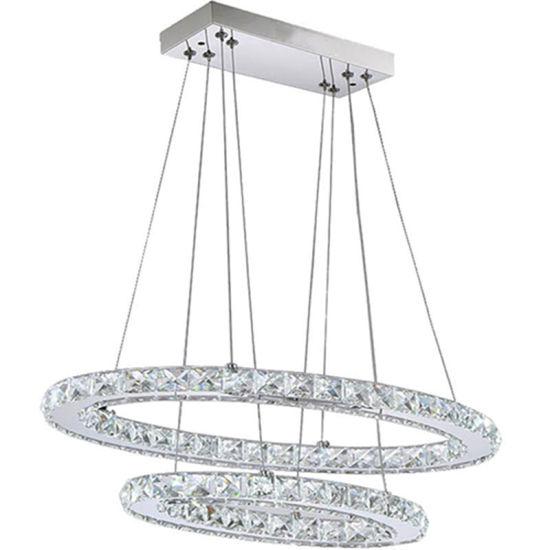 Modern Chandelier K9 Crystal Lighting for Home Decoration
