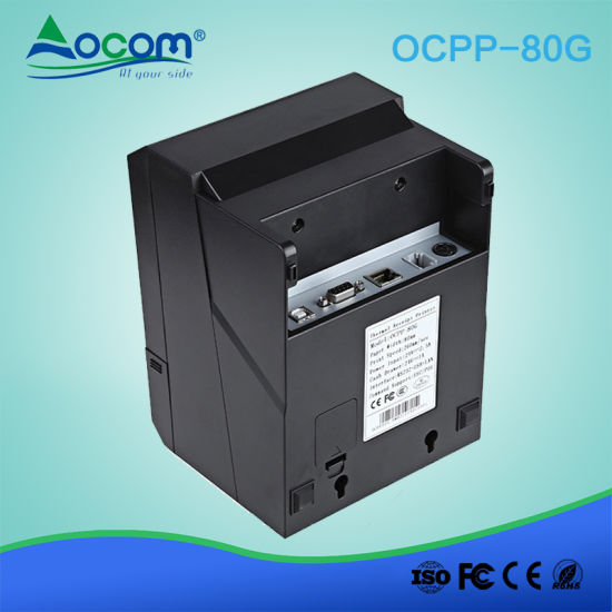 Thermal POS 80 Printer Compatible with Opos Driver (OCPP-80G)