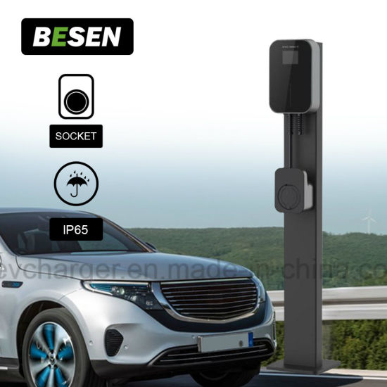 AC 3.6kw Fast EV Charging Station with Type 2 Socket