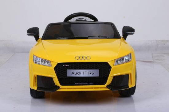 Licensed Kids Electric Ride on Car Audi Tt RS
