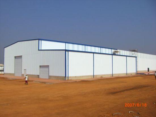 Mezzanine Steel Building Real Estate