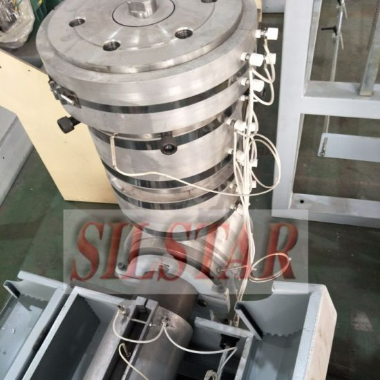 Plastic Film Blowing Machine-Double Heads pictures & photos