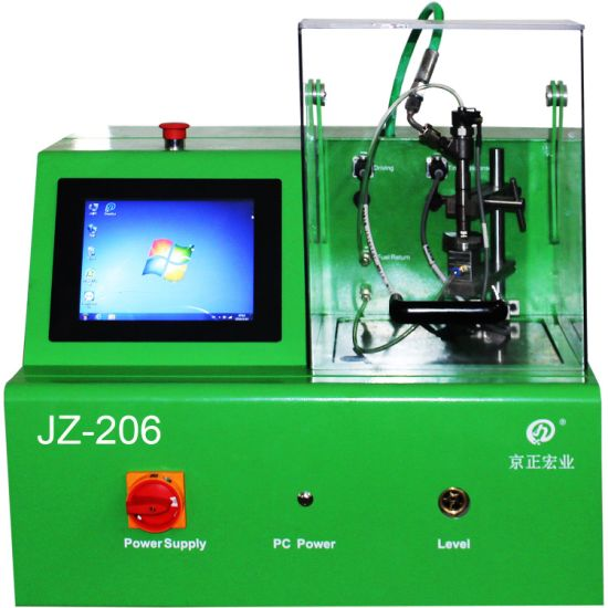 Common Rail Fuel Injector Test Bench