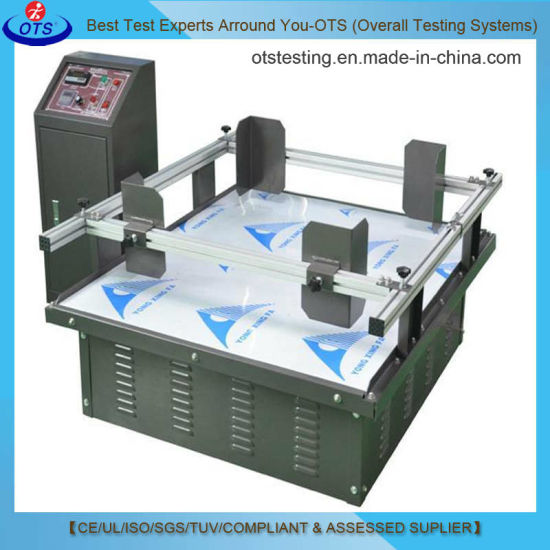 Automatic Package Vibration Tester Transport Simulation Vibration Testing Machine