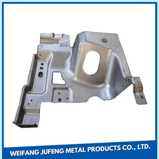Custom OEM Carbon Steel Stamping Automotive Lighting Mounting Bracket
