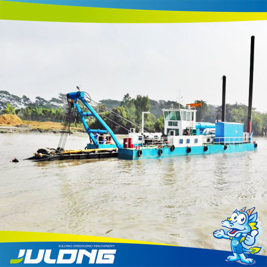 26 Inch River Sand Cutter Suction Dredging Equipment for Sale